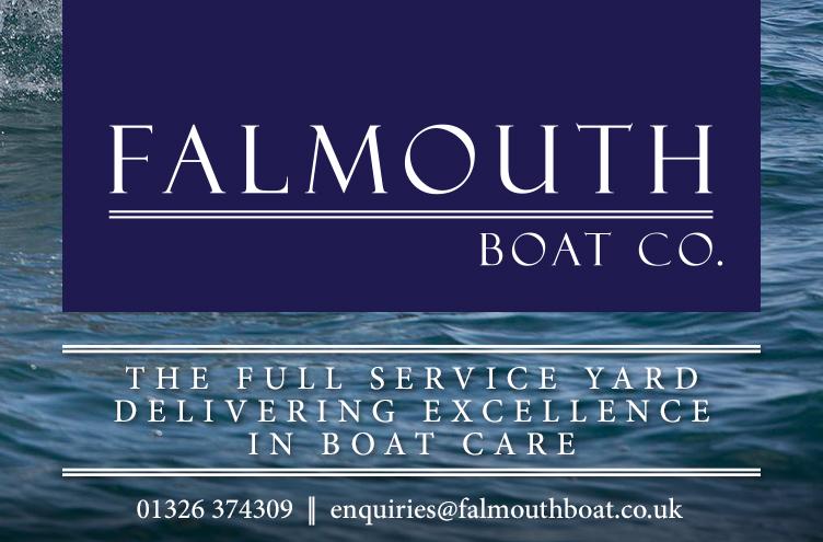 Falmouth Boat Company advert